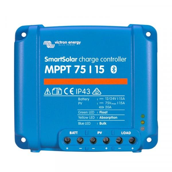 Victron SmartSolar MPPT 75 / 15