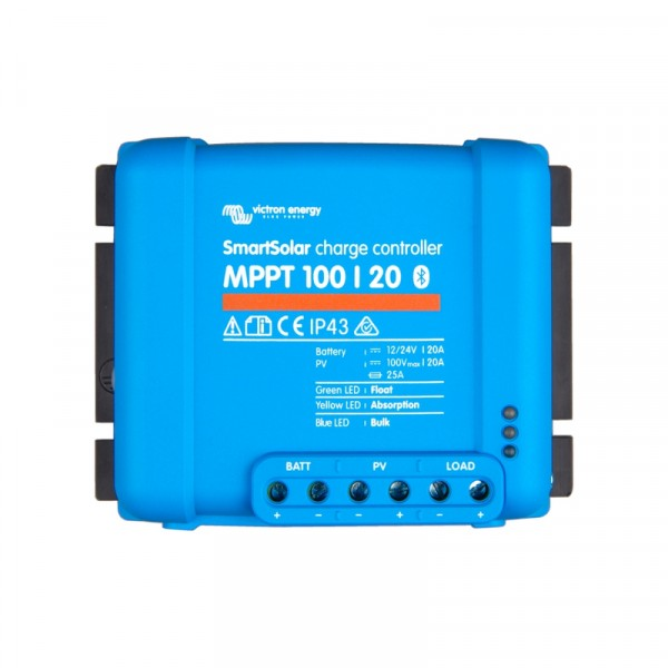Victron SmartSolar MPPT 100 / 20