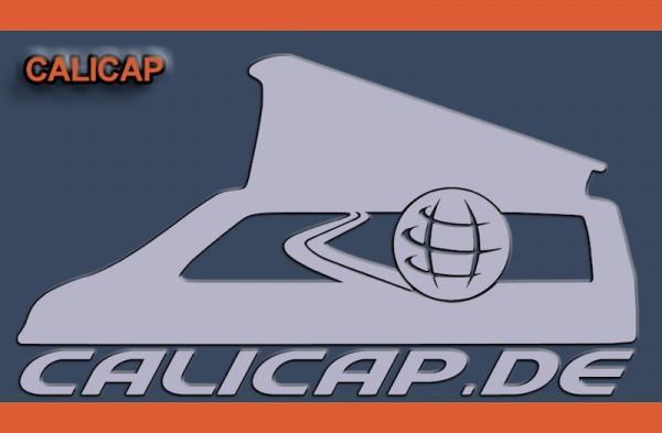 Calicap sisal ohne Fenster für elektrische Aufstelldächer